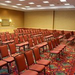Angel Peak Meeting Room – Theater Setup