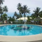 Pool at Waterfront Insular