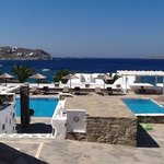 Manoulas Mykonos Beach Resort Foto