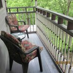 Deck off Monet Room