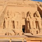 The Great Temple, Abu Simbel Temples, May 2013
