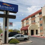 Welcome to Baymont Inn & Suites Albuquerque