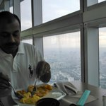 breakfast 82nd floor