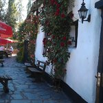 Foto de The Cridford Inn