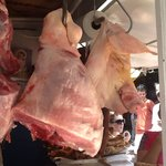 best pigs head picture ever, at the local butchery