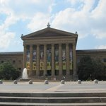 Top of Rocky Steps