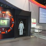 See Asimo at 11am or 2pm