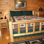 Brother s Cove Log Cabin Resort Foto
