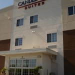 Bild från Candlewood Suites Kansas City Airport