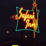 Cool neon sign
