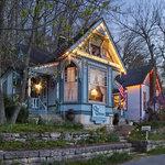 Eureka Springs Cliff Cottage Inn - Luxury B&B Suites & Historic Cottages
