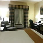 Foto de Holiday Inn Express Hotel & Suites San Antonio