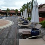 Main Pool Deck