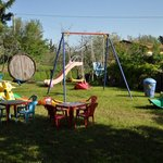 Children Playground Podere Casanova
