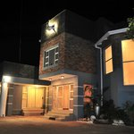 Mpala Boutique Hotel alive at night