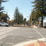 Looking back into Glenelg
