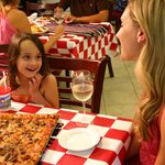 Pizza at Gatorz Pizza inside Hilton Head Island Beach & Tennis Resort