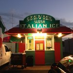 Stevie's slush/  Italian ice