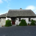 A wonderfully sweet cottage - a high point of our Ireland trip.