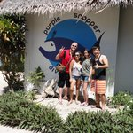Foto de Purple Snapper Dive Resort