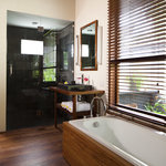 One bedroom plunge pool villa. Bathroom