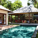 Two bedroom pool villa. Private pool