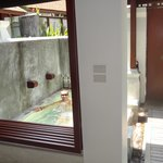 Plunge Pool / Entrance to Suite