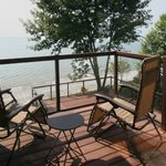 Serenity On The Lake Bed and Breakfast Foto