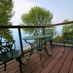 Lake View Balcony