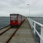 Easy access to the Busselton Jetty