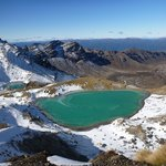 Emerald Lakes - Tongariro Alpine Crossing