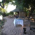 Goliath Safaris Tented Camp