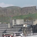 Arthurs Seat from my window