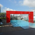 Rooftop Swimming Pool (8th floor)