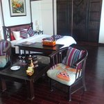 The Junior suite at Mai Chau Lodge