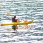Guest kayaking