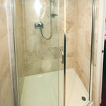 King double shower ensuite