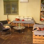 Seoul Base Camp Hostel resmi