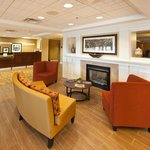 Hampton Inn Columbus-North resmi