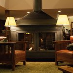 THE log burner in the great room