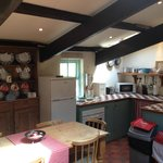 the barn -kitchen