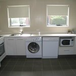 Full Service Kitchen with Washer