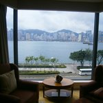 Amazing view - harbour view room.