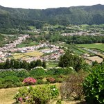 Furnas - the hotel is very central