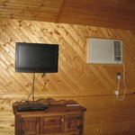 TV and Air Unit