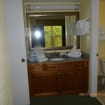 En suite in double room