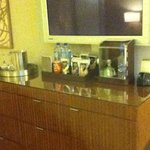 Huge mini bar