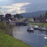 Fort Augustus and the Locks