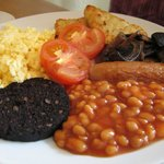 yummy breakfast- you can choose different things