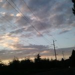 Lovely Port Townsend Skies